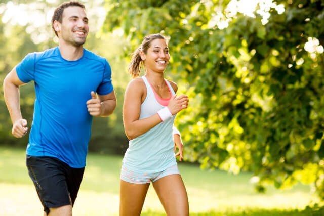 does running burn belly fat